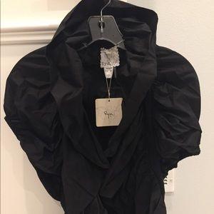 Ryu Jackets & Coats - Ryu Ruffled Jacket